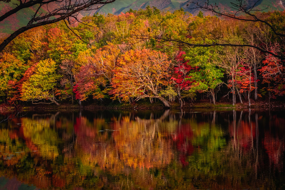 hokkaido-190809-Shiretoko Goko Lakes